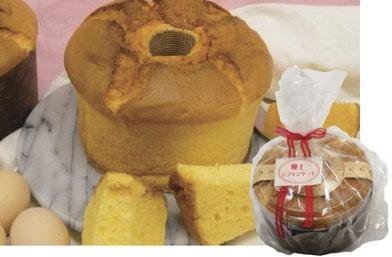 極上シフォンケーキ
