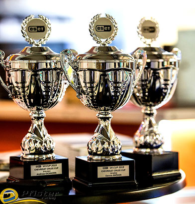 Chevrolet Cruze Eurocup 2019 Pfister Racing Dennis Bröker Toyo Tires Motorsport Caramba Ravenol Sponsoo Facebook