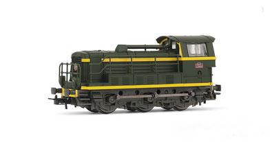 Pièces locomotives diesels JOUEF