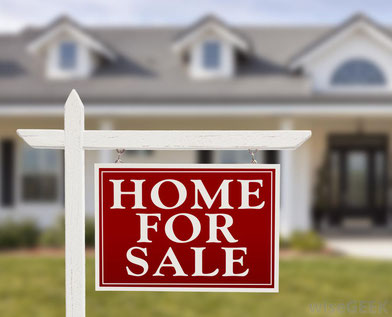 Home for sale sign - Advantis Home Inspection, PLLC