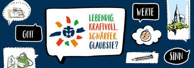 Illustration: Kea von Garnier; Quelle: www.dpsg.de