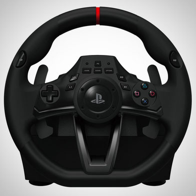 PS4 Lenkrad: Racin Wheel Apex