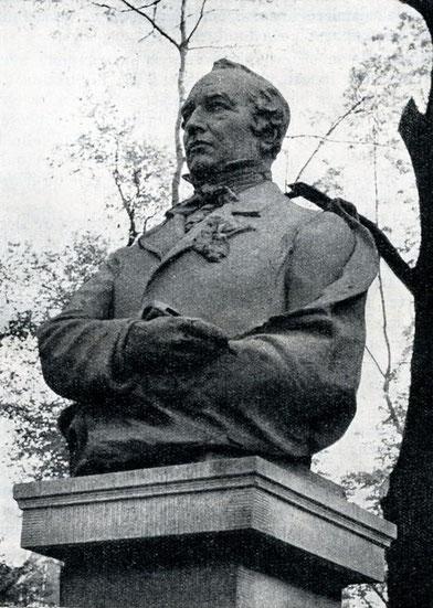 Buste de François-Joseph Navez
