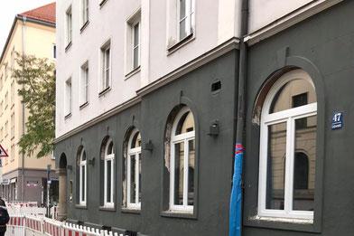 Fenstermontage in München, Sicherheitsfenster