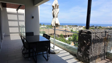 RES ILE MAURICE IMMOBILIER REVENTE APPARTEMENT PENTHOUSE 3 CHAMBRES TAMARIN VUE MER
