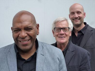 Wayner Darling Trio am 20.06.2015 im JazzClub Drosendorf