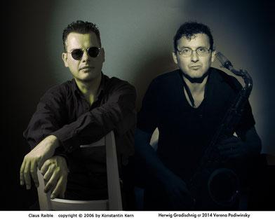 Herwig Graschnig am 10.04.2015 im JazzClub Drosendorf!