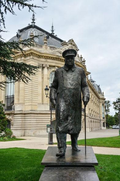 Winston Churchill - britischer Premierminister in der Zeit des zweiten Weltkriegs