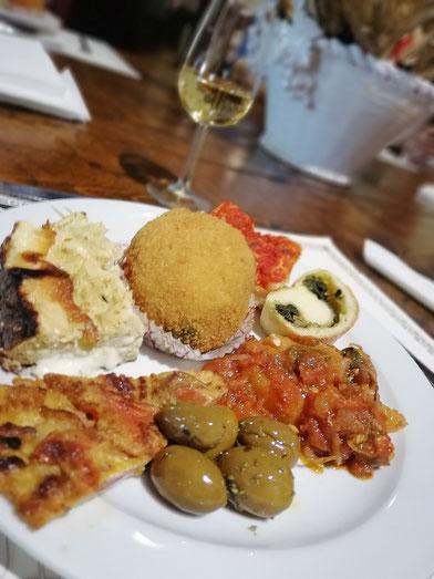 sicilan food & wine