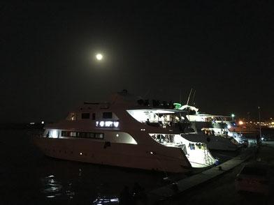 M/Y Amelia im Port Ghalib