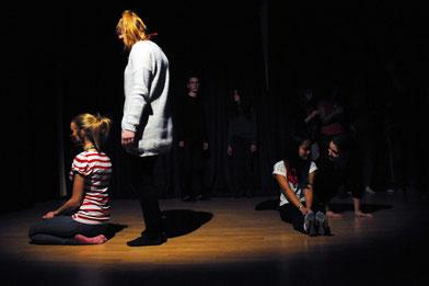 Option Théâtre du Lycée Mariette de Boulogne-sur-Mer