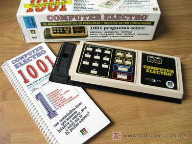 Coleco (Diset) Computer Electro, 1982