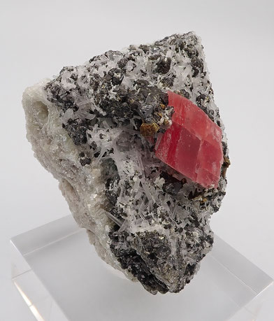 Rhodochrosite Sweet Home mine