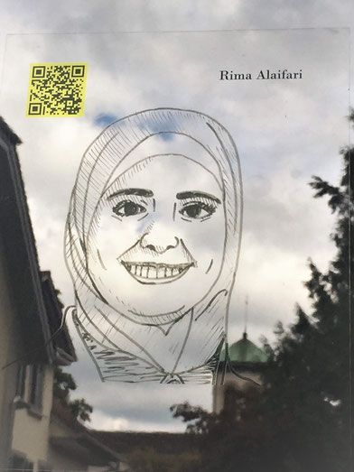 Professorin Rima Alaifari