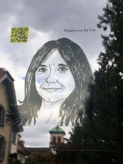Francesca da Lio, Mathematikerin an der ETH Zürich
