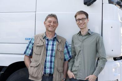 Hans-Reinhard und Christoph Müller