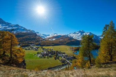Sils, Silsersee