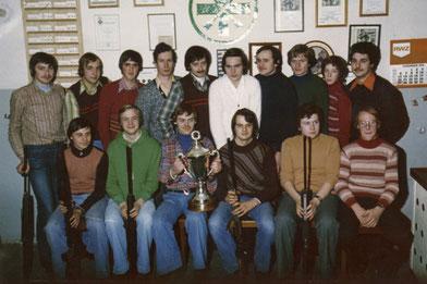 Jungschützen 1976