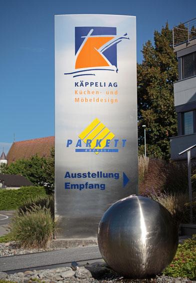Bild: PARKETT KÄPPELI GmbH Ausstellung