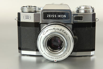 ZEISS Ikon Contaflex Super Neu  ©  engel-art.ch