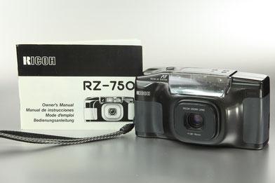 RICOH RZ-750  ©  engel-art.ch