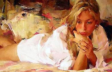 романтика в живописи