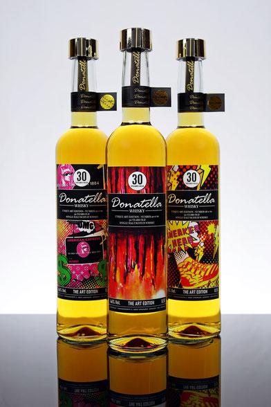 Donatella Whisky - 30 Years old Art Edition (Single Malt Scotch)