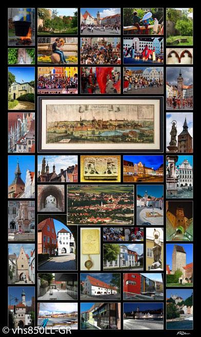 850 Jahre Landsberg Ausstellung im Rathaus
