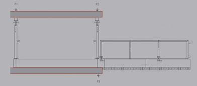 Plataforma para obras de elevación fija