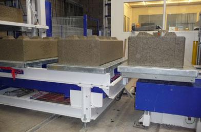 Bandejas fabricación plastico