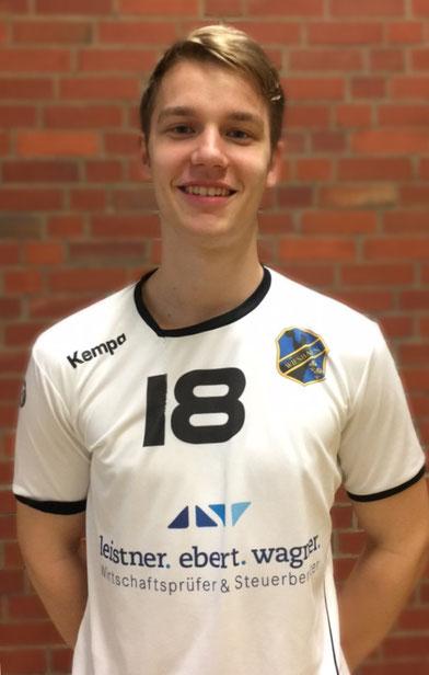 HSG VfR/Eintracht Wiesbaden Handball Oberliga Florian Rausch