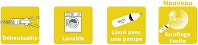 Conseils d'entretien Bloon Paris ERGOaccessoires.com