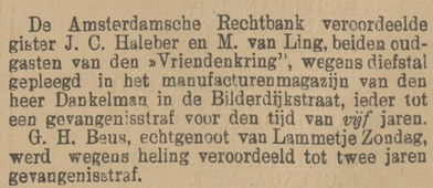 Provinciale Drentsche en Asser courant 07-06-1901