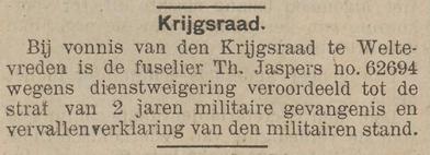 Het nieuws van den dag voor Nederlandsch-Indië 27-05-1913