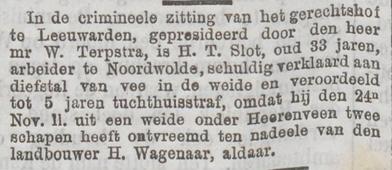 De Tijd : godsdienstig-staatkundig dagblad 13-02-1886