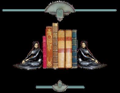 Pour le plaisir de la lecture, marques-pages bijoux de Aux Dames de Jadis