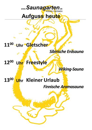 Saunagarten Röder-Thermen_Aufgüsse_Kist_Damentag