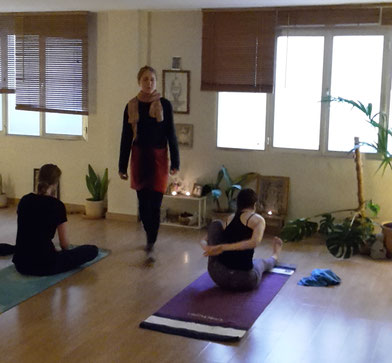 "ashtanga yoga in palma bei ""mysore mallorca""  daily"