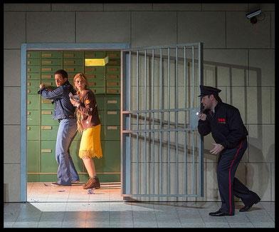 Hänsel und Gretel, Christiane Lutz, Opernregie