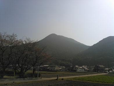 2018年度の三上山