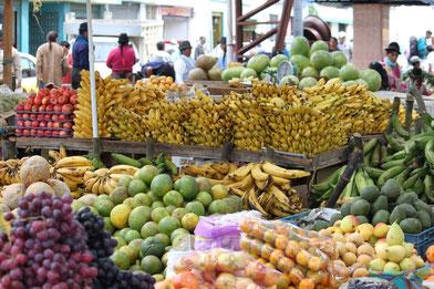 Pujilí Markttag