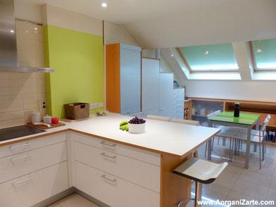 Organíza tu cocina para luego planificar tus menús - AorganiZarte