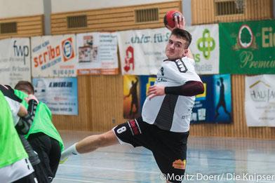 Tim Kratz für die TGO mA-Jugend.