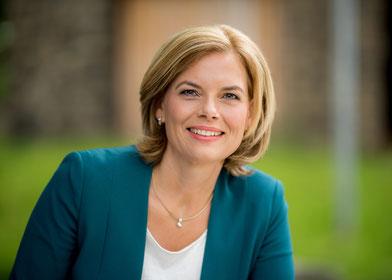 Pressefoto Julia Klöckner