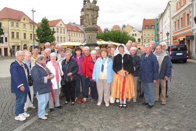 KAB Nottuln - Fahrt 2013 - Cottbus