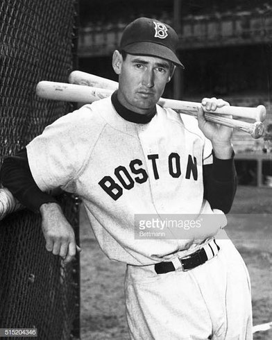 Ted Williams (Getty Images)