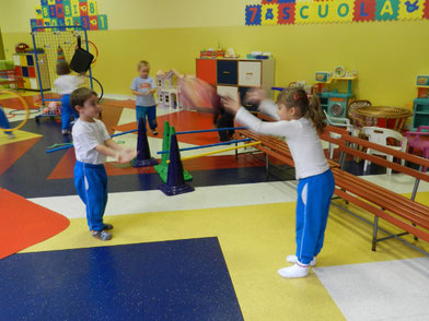 Foto tratta dal sito della Scuola Materna SS. Redentore Milano