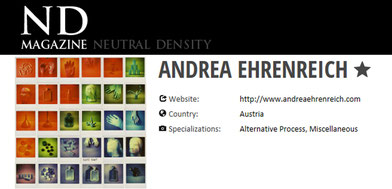 featured profile on NDmagazine.net