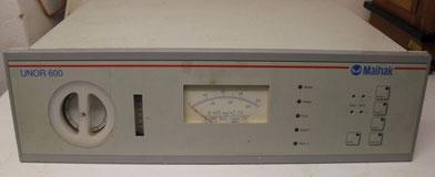 Kohlenmonoxid-Analysator UNOR 600 von der Firma Maihak zur Verwendung Kohlenstoffmonoxid-Analysen