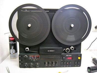 Bandmaschine Teac X10R